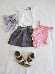 look da mare per bambine alla moda