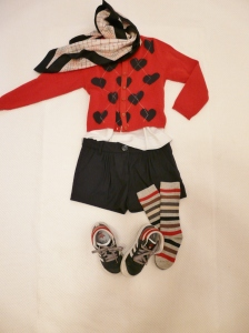 outfit for children in fashin