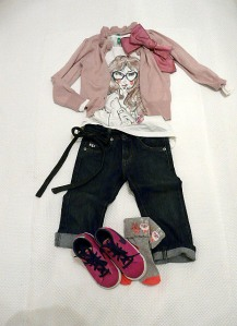 outfit for fahion kids