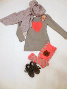 outfit per bambini alla moda