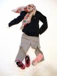 ZARA KIDS FLORAL PRINTS outfit