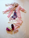 SARABANDA KIDS outfit