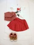 OKAIDI SKIRT outfit