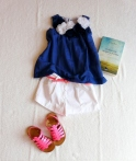 IL GUFO outfit and fashion blogger for kids