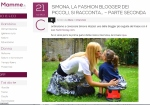 FASHION BLOGGER dei PICCOLI…..su Mamme.it – Part 2