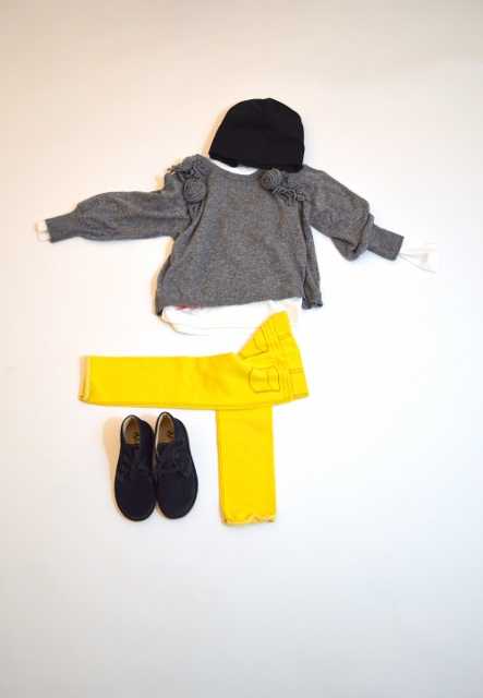 SCERVINO FOR KIDS OUTFIT