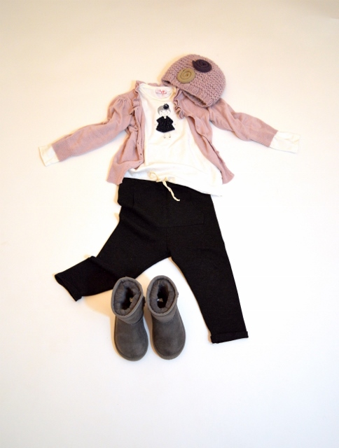 IL GUFO outfit for kids